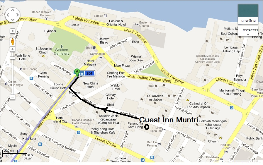Map_to_Penang_Hill02